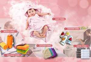 Sell ​​baby disposable towels